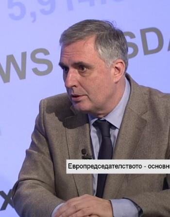 Калфин: Най-важните теми за европредседателството са непланираните