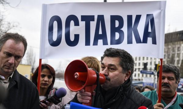 "Уволниха водача на протестите в ""Пирогов"" – доц. Сопотенски"