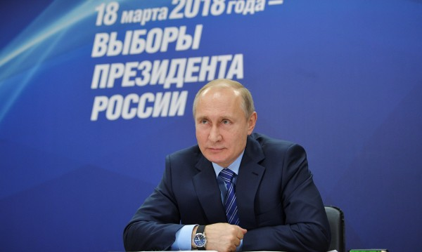 Путин без профили в мрежите за изборите през март