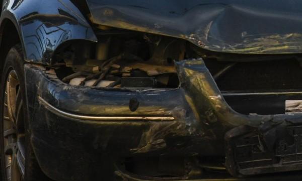 Такси и кола се удариха в Пловдив, няма пострадали