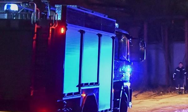 Арестуваха непълнолетни за пожар на пазара в Пловдив