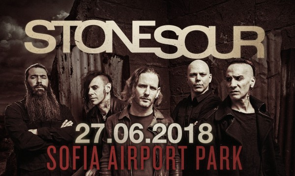 Stone Sour се завръщат у нас след 8 години