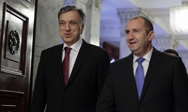 Радев пред Вуянович: Членство в ЕС – според постиженията!