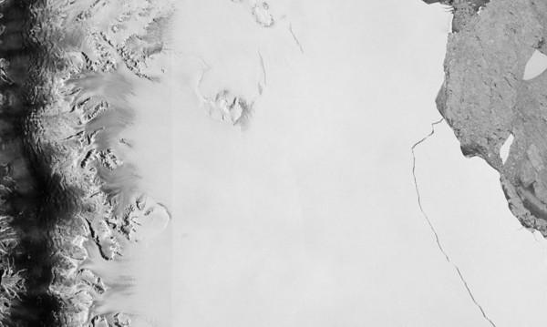 Фосилизирана гора на 280 млн. години открита в Антарктида