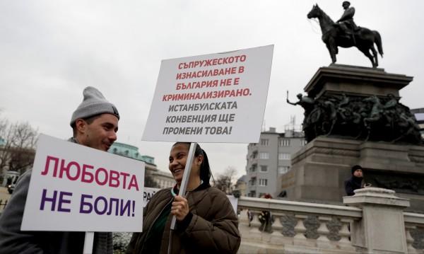 Грешка в превода! Европа ни превежда gender-а от английски на български