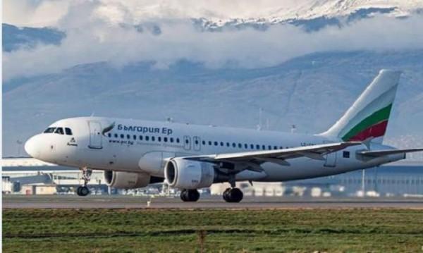 Първата въздушна линия между София и Одеса стартира от 2 февруари