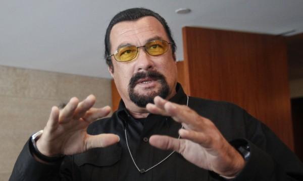 Актриса обвини: Стивън Сегал ме насилва в София