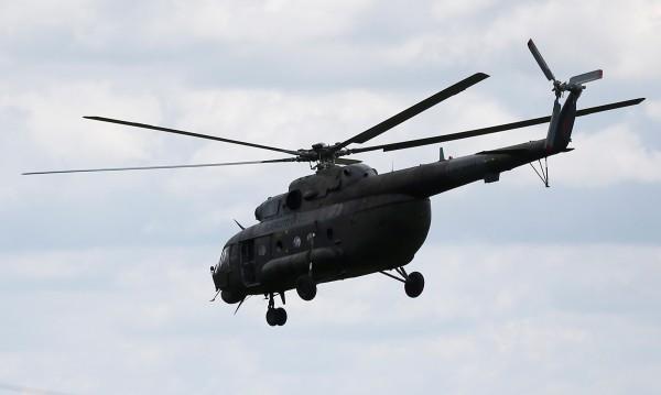 Десет жертви на катастрофа на военен хеликоптер в Колумбия
