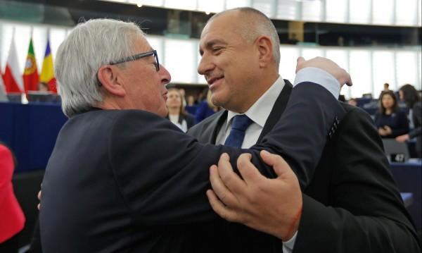 Юнкер: България е истинска история за успеха!