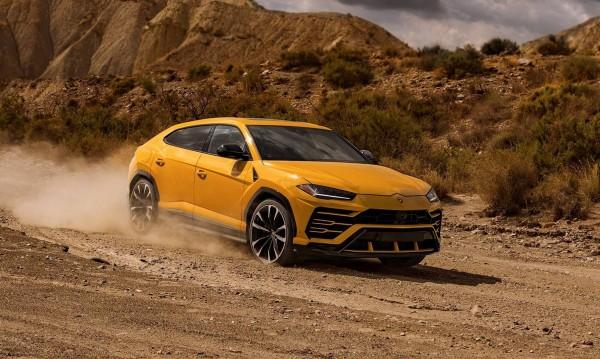 Адреналин, авантюризъм: Силни усещания с 6 вида гуми за Lamborghini Urus