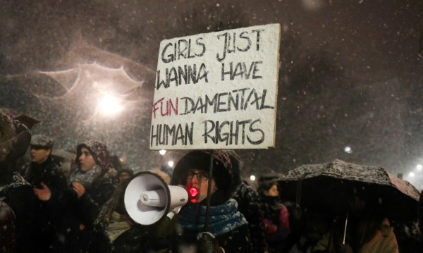 Протести в Полша: За правото на аборт при малформации