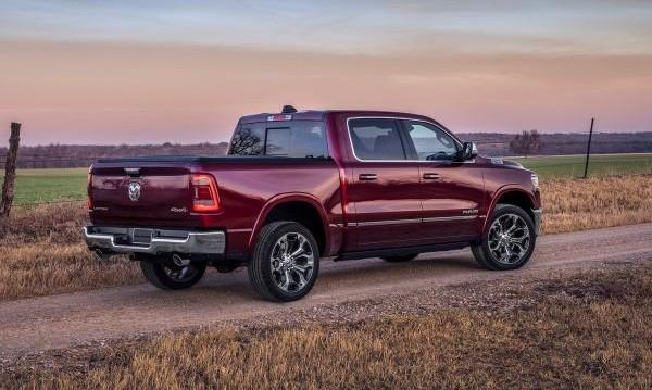 Показаха новия Dodge Ram – хибридният пикап