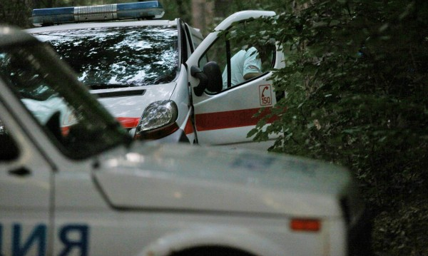 Шофьор прати потрошен пешеходец в болница