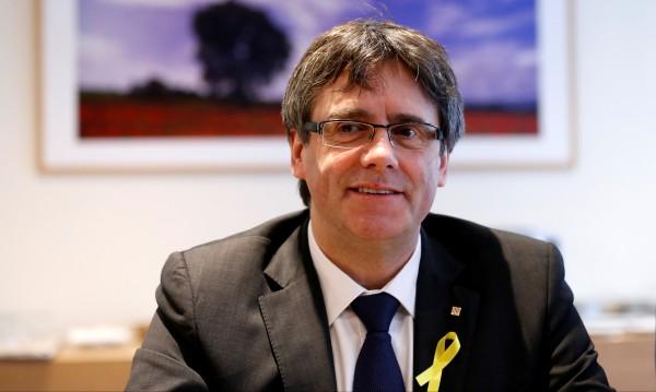 Пучдемон иска да управлява Каталуния от Брюксел
