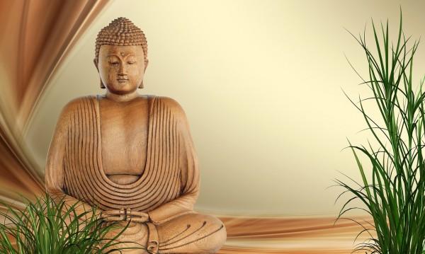 Фигурка на Буда, черен турмалин – премахват негативната енергия