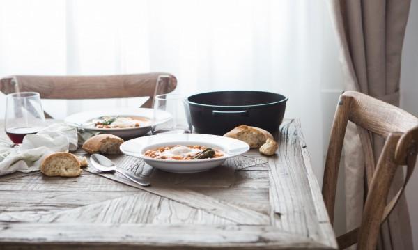 Вечерята при британците продължава средно 21 минути