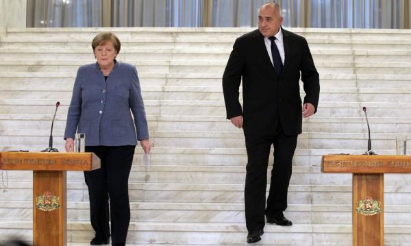 Меркел до Борисов у нас. Какво си казаха? Какво се разбраха?
