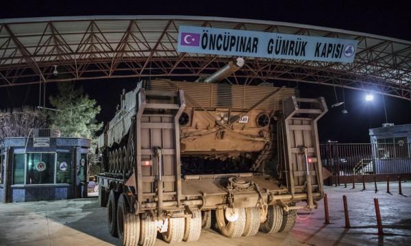 Сирия изстреля три ракети към турски град