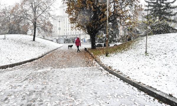 """Сняг и студ пристигат с """"Албена"""" в началото на седмицата"""