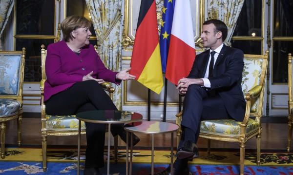 За общо бъдеще: Меркел и Макрон с готовност за работа