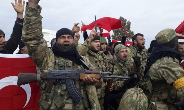 И Вашингтон призова Анкара за сдържаност в Сирия