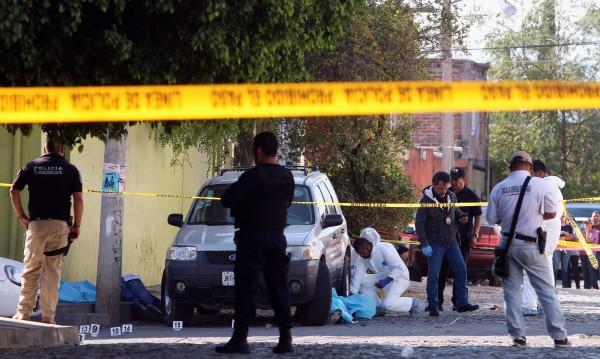 Рекордна 2017: Над 25 000 убийства в Мексико