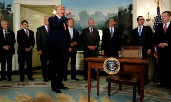 Втората година на Тръмп: Предстои му много работа