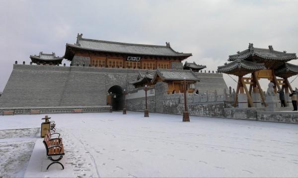 Рекордни студове в Северен Китай