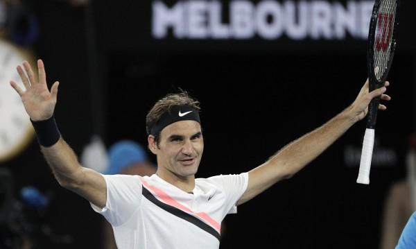 Велик! Федерер натупа Бердих за 14-и полуфинал в Мелбърн