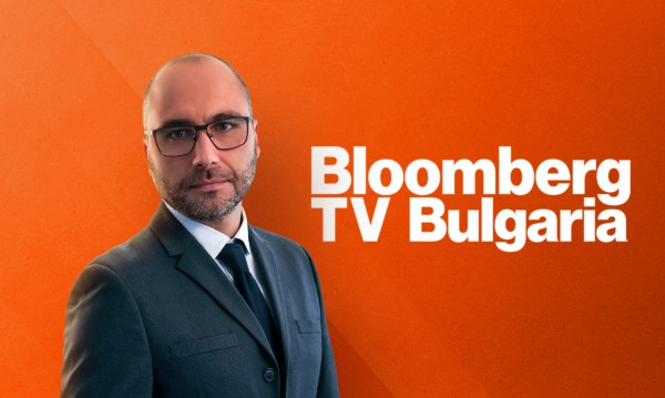 Александър Костадинов става водещ на Investbook по Bloomberg TV Bulgaria