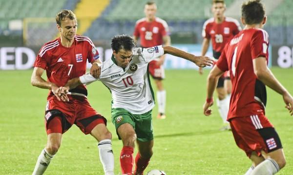 България с Норвегия, Словения и Кипър за Лигата на нациите