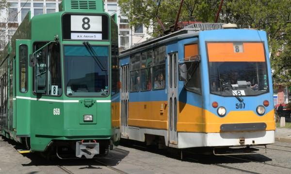 Срещу висенето по спирките: Глас за още транспорт в София