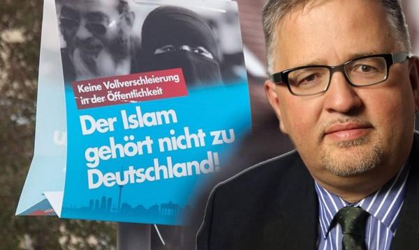 Германски националист сдаде партиен пост, прие исляма