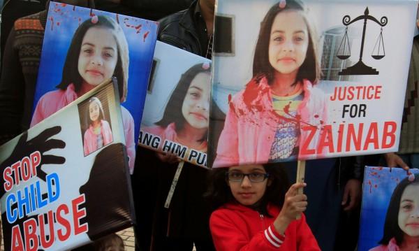 Малката Зайнаб - детето, което накара пакистанките да говорят