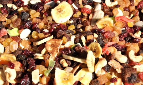 Вкусни плодове, които са богати на желязо
