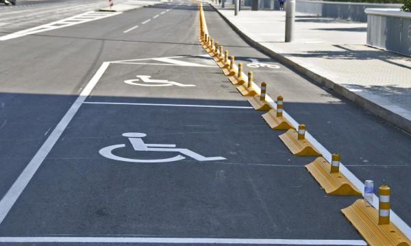 В София: 13 инвалиди дебнат за едно паркомясто