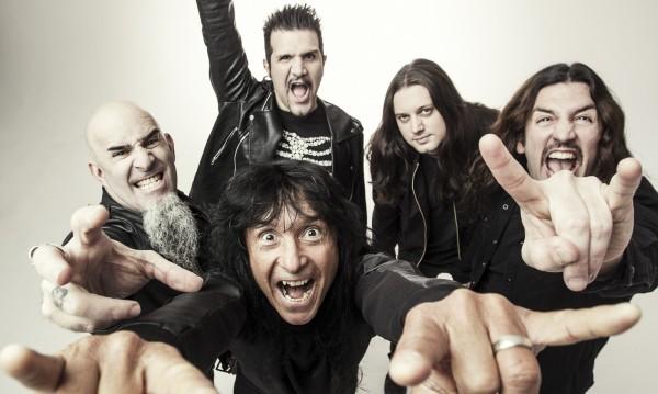 Anthrax и Tremonti заедно с Iron Maiden в Пловдив