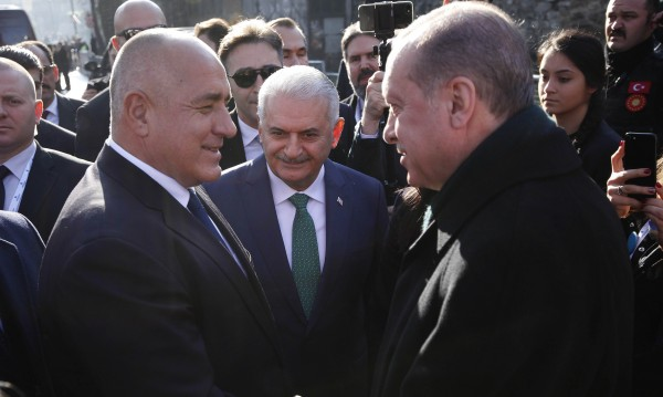 Канят ме, мамо... Борисов говори с Ердоган, ще дойде ли у нас?