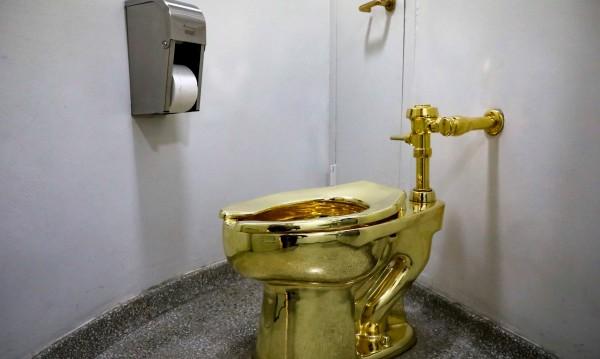 Белият дом поискал Ван Гог, но дошла оферта за златна тоалетна
