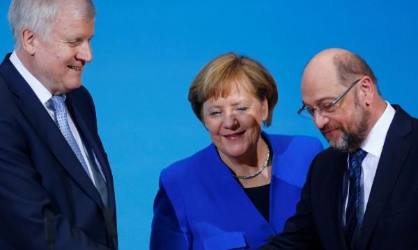 В Германия започват официалните преговори за управляваща коалиция