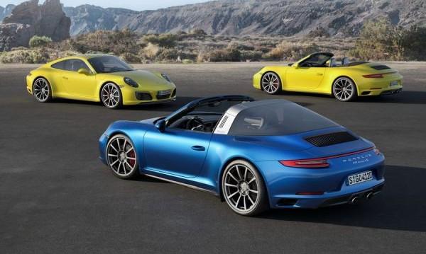 Разкриха двигателите за новото Porsche 911