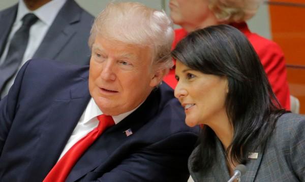 Ники Хейли: Любовна връзка с Тръмп? Обидно е!