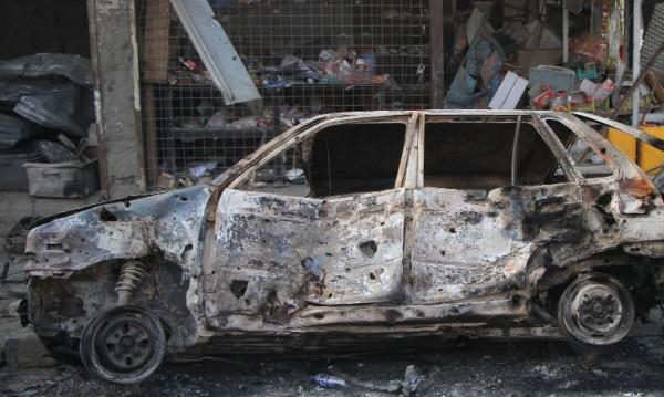 Жертви и десетки ранени при експлозия на кола бомба в Кабул