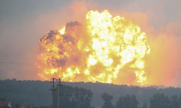 Експлозия в завод за оръжие в Черна гора, двама ранени