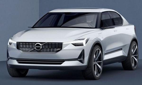 Първият електромобил на Volvo – хечбек