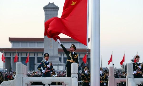 Китай измества Съединените щати от Азия