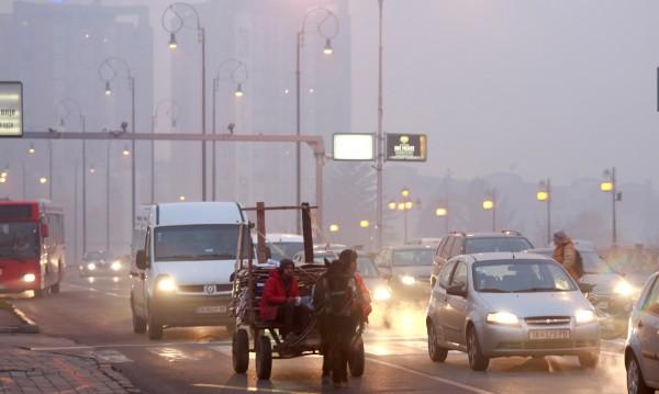 Градският транспорт в Скопие безплатен, за трети път тази зима