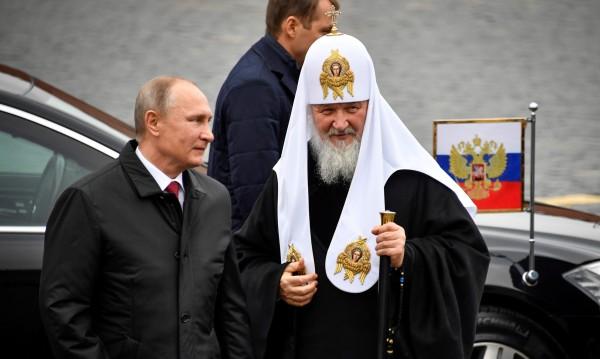 Руският патриарх Кирил идва у нас за 3 март