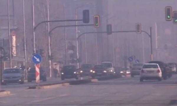 Общината очаква мръсен въздух над София утре