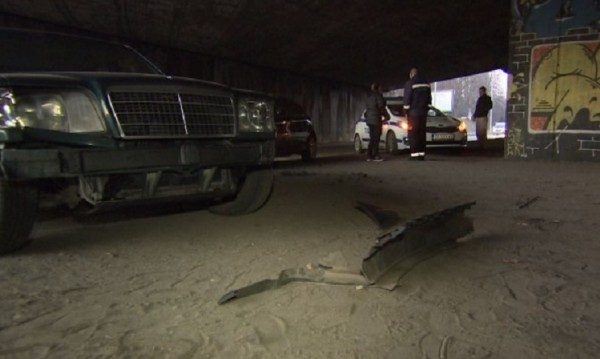 """Трима ранени след сблъсък на три коли на бул. """"България"""""""